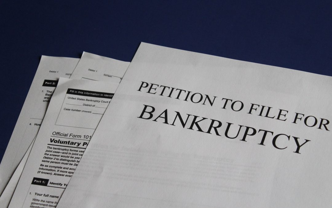 Common Valuation Issues That Can Happen During the Bankruptcy Process
