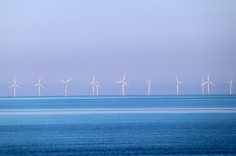 Growth in Offshore Wind Parks